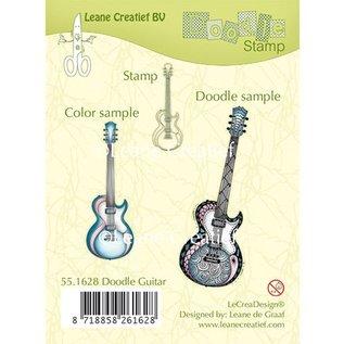 Stempel / Stamp: Transparent Transparent Stempel, Gitarre