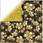 Designer Papier Scrapbooking: 30,5 x 30,5 cm Papier Papier de concepteur 1 de l'arc, dans le grenier - Livres