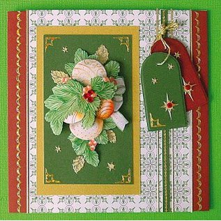 BASTELSETS / CRAFT KITS Christmas cards Bastelset