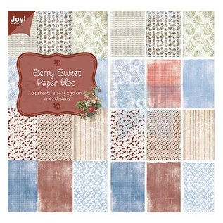 Joy!Crafts / Hobby Solutions Dies Designerblock, Berry Sweet