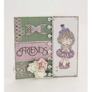Joy!Crafts / Hobby Solutions Dies Designer Block, Spring