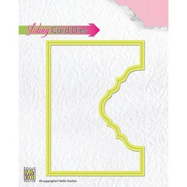 Nellie Snellen Stamping- and pre-templates: Sliding cards