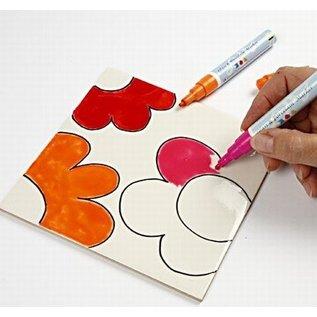 Objekten zum Dekorieren / objects for decorating Untersetzer aus weißem Porzellan mit Holzrahmen