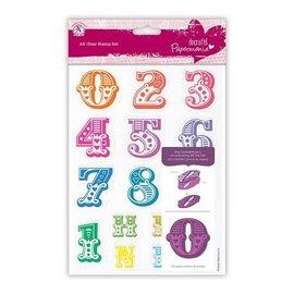 Docrafts / X-Cut Stamp avec un grand nombre