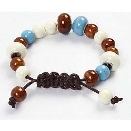 Schmuck Gestalten / Jewellery art 36 Trend ceramic beads, size 10 mm