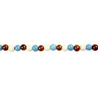 Schmuck Gestalten / Jewellery art 36 Trend keramik perler, størrelse 10 mm