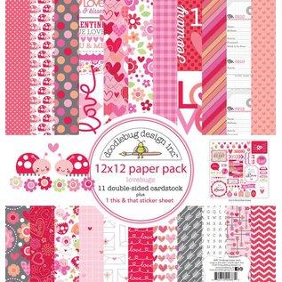 Designer Papier Scrapbooking: 30,5 x 30,5 cm Papier Bloc Designer, 30,5 x 30,5 cm