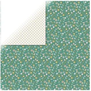 Designer Papier Scrapbooking: 30,5 x 30,5 cm Papier 1 arc designer paper, Elegance - Inspired