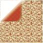 Designer Papier Scrapbooking: 30,5 x 30,5 cm Papier 1 bue designer papir, på loftet - Closet
