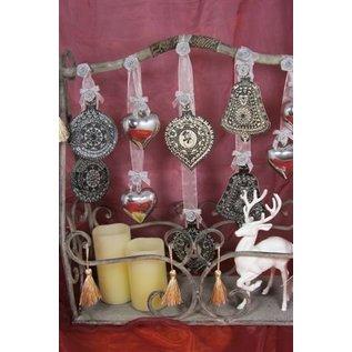 VIVA DEKOR (MY PAPERWORLD) Minus 15% Rabatt = 4,72€! Stempel, 3D Weihnachtskugel mit Glocke