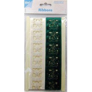 Joy!Crafts / Hobby Solutions Dies Rubans décoratifs, 2x 1 mètre