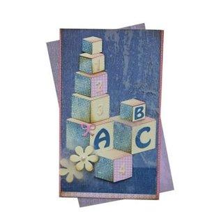 Joy!Crafts / Jeanine´s Art, Hobby Solutions Dies /  Stansning og prægning stencils, Joy håndværk, Mery s Blocks
