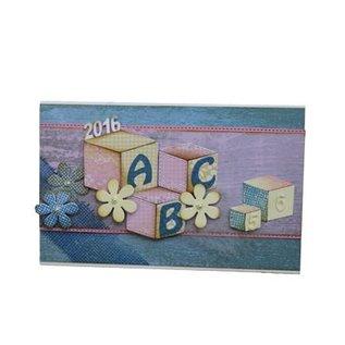 Joy!Crafts / Hobby Solutions Dies Stansning og prægning stencils, Joy håndværk, Mery s Blocks