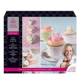 Um exclusivo Little Venice Cake Company-SET: Hearts Assunto