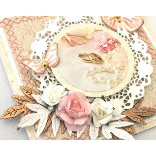 Joy!Crafts / Jeanine´s Art, Hobby Solutions Dies /  Coupe et de gaufrage pochoirs Joy Crafts, feuille