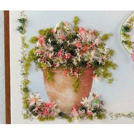 BASTELZUBEHÖR, WERKZEUG UND AUFBEWAHRUNG Flor macia, da cor do outono