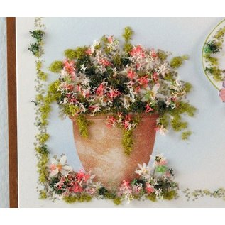 BASTELZUBEHÖR, WERKZEUG UND AUFBEWAHRUNG Flower Soft, efterår farve