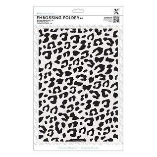 Docrafts / X-Cut A4 emboss.templ - Panther Print