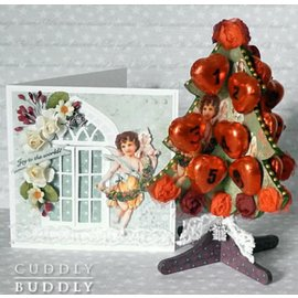 Objekten zum Dekorieren / objects for decorating 3D Holze Natale