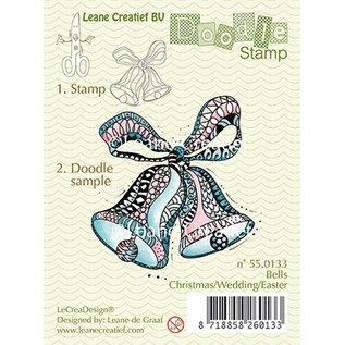Leane Creatief - Lea'bilities Transparent Stempel, Doodle Glocken