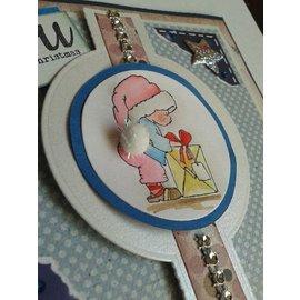 Nellie Snellen Stanzschablone für die Gestaltung  von Pop-Up-Karten - zurück vorrätig!
