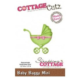 Cottage Cutz Stanz- und Prägeschablone, CottageCutz, Thema: Baby