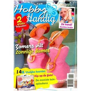 Bücher und CD / Magazines A4 Arbejde magasin: Hobby Handig NL