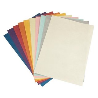 DESIGNER BLÖCKE / DESIGNER PAPER Metallic A4-papir, 10 ark