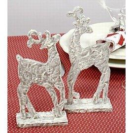 Objekten zum Dekorieren / objects for decorating 2 in piedi renne dal legno