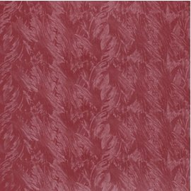 "Designer Papier Scrapbooking: 30,5 x 30,5 cm Papier 5 SCRAPBOOKING ARC ""Shining CARTA"" 30,5 x 30,5 cm rosso scuro"