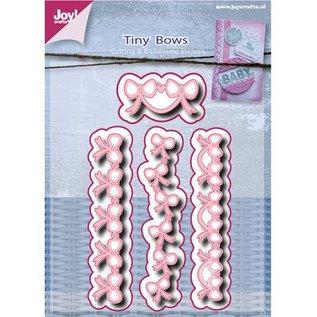 Joy!Crafts / Jeanine´s Art, Hobby Solutions Dies /  Skæring og prægning stencils, sløjfer - grænse