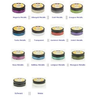3D stamp Colour: Choice of 14 colors