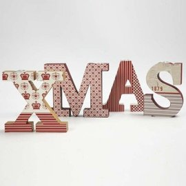 Objekten zum Dekorieren / objects for decorating Cartas, navidad con inserción para las velas