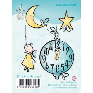 Leane Creatief - Lea'bilities Gennemsigtige frimærker, lille engel