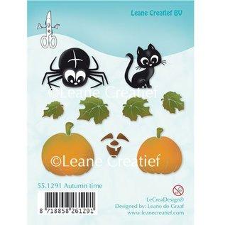 Leane Creatief - Lea'bilities Transparent Stempel, Herbst Motive