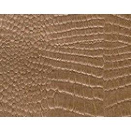 BASTELZUBEHÖR, WERKZEUG UND AUFBEWAHRUNG Krokodilpapier, 10 Blatt, farbig sortiert