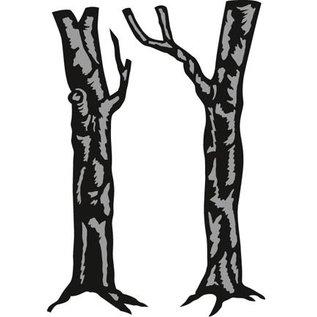 Marianne Design Stanz- und Prägeschablonen, Bäume