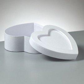Objekten zum Dekorieren / objects for decorating Oggetti da decorare, Box Mosaix, cuore