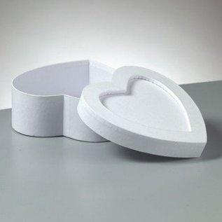 Objekten zum Dekorieren / objects for decorating Objekter for at dekorere, Box Mosaix, hjerte