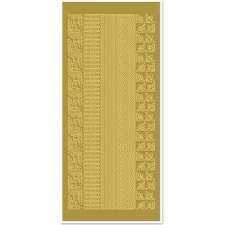BASTELSETS / CRAFT KITS Kits complets, pour 4 cartes de Noël