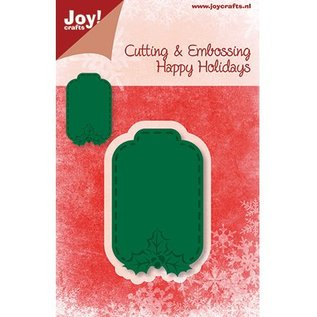Joy!Crafts / Hobby Solutions Dies Cutting and embossing stencils, label