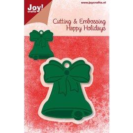 Joy!Crafts / Hobby Solutions Dies Skæring og prægning stencils, klokke