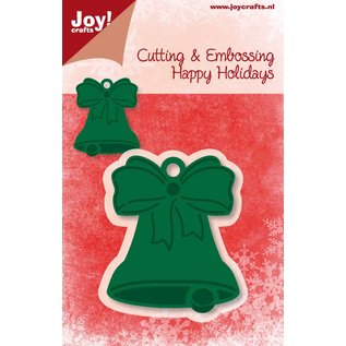Joy!Crafts / Hobby Solutions Dies Coupe et gaufrage pochoirs, cloche