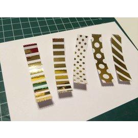 BASTELZUBEHÖR, WERKZEUG UND AUFBEWAHRUNG Metallic Folie silber und gold, einfach und schnell!