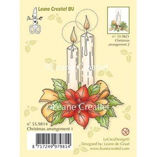 Leane Creatief - Lea'bilities Tampons transparents, bougies