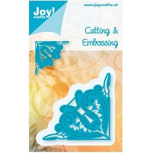 Joy!Crafts / Hobby Solutions Dies Stanz- und Prägeschablone, Ecke