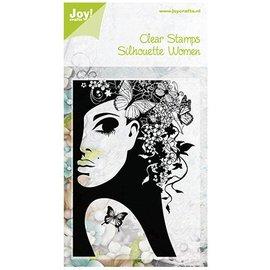 Joy!Crafts / Jeanine´s Art, Hobby Solutions Dies /  Transparent Stempel, Silhouette Women