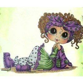 My BESTIES Min-Besties Tina Tatter, gennemsigtige frimærker