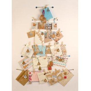 Pronty Kraftliner, Zubehör zur Gestaltung Weihnachtskalender