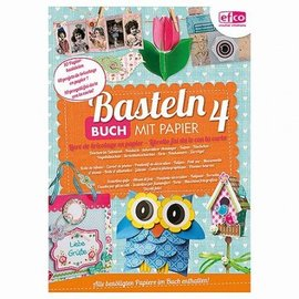 Bücher, Zeitschriften und CD / Magazines NEU: Buch, Basteln mit Papier 4